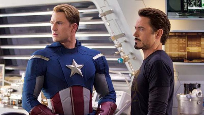 Illustration for article titled The Avengers will undergo 3-D post-conversion to meet modern movie standards