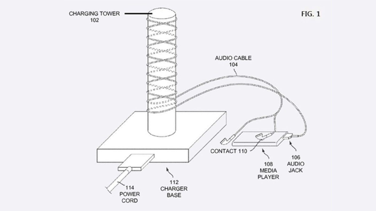 headphone jack extender solid - Why Apple's Inductive Charging Patent For iPhones Is a Red Herring