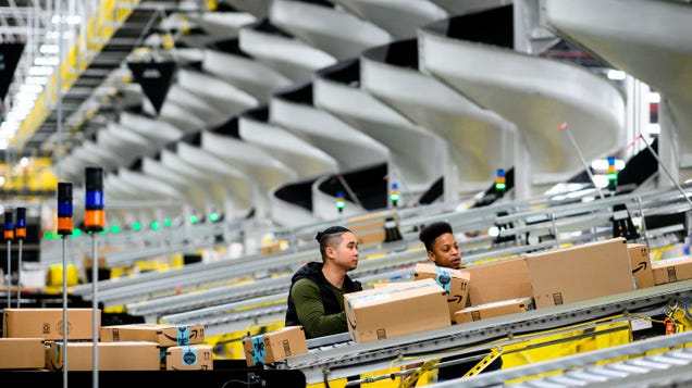 Alabama Amazon Workers Could Become the First in the Nation To Unionize