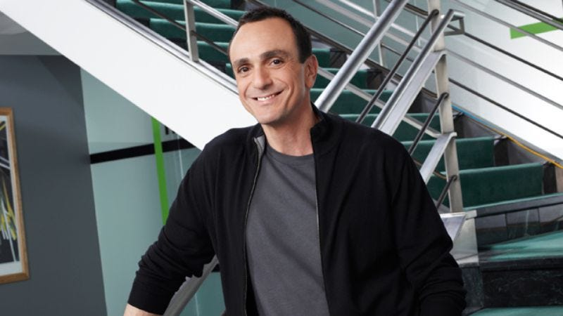 Illustration for article titled Hank Azaria