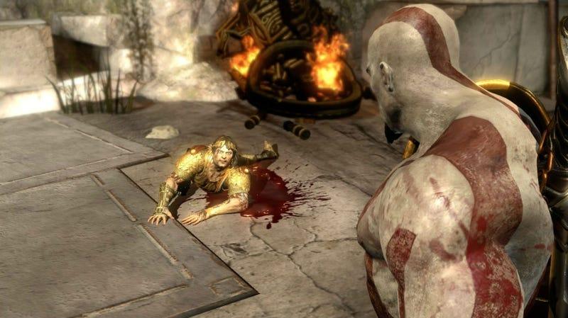 god of war iii reveals kratos for what he is