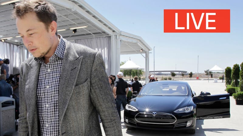 Ask elon musk anything you want about nikola tesla tesla for Nikola motors stock price