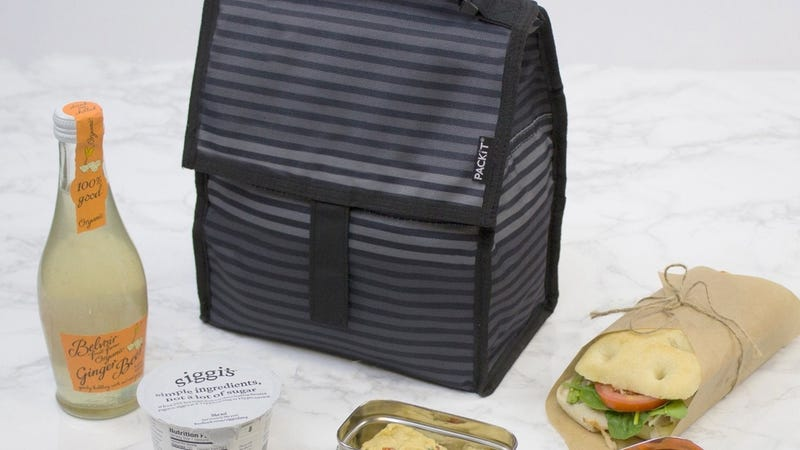 PackIt Freezable Lunch Bag, $13