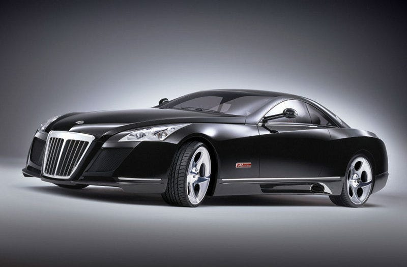 Now, You Too Can Own A Maybach Exelero