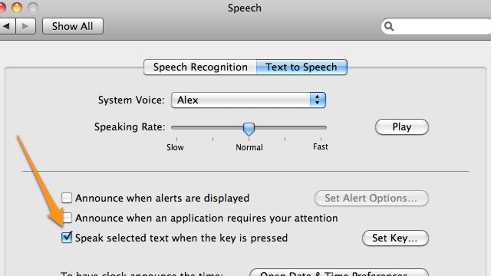 Make Your Mac Read Articles Out Loud with a Keyboard Shortcut