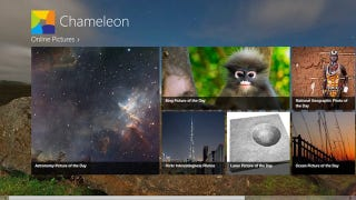 Illustration for article titled Chameleon Adds Custom Backgrounds to the Windows 8 Lock Screen
