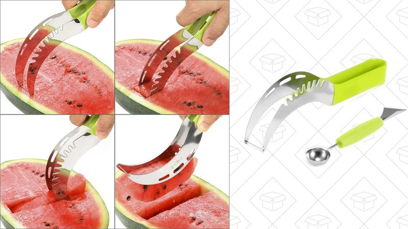 Melon Slicer Set, $8 with code DYHMGPYC