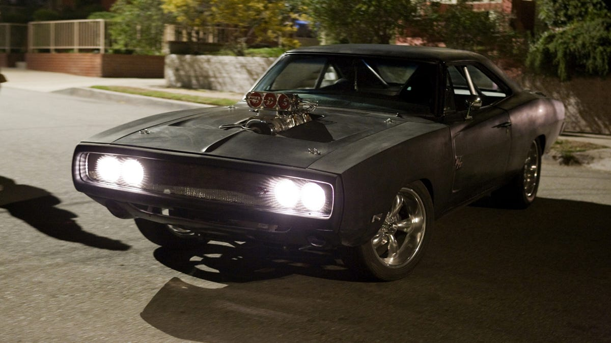 Dominic Toretto S 1970 Dodge Charger R T