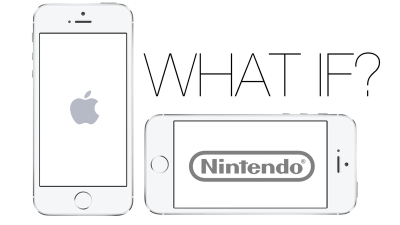 Illustration for article titled Could Apple and Nintendo Be Working Together?