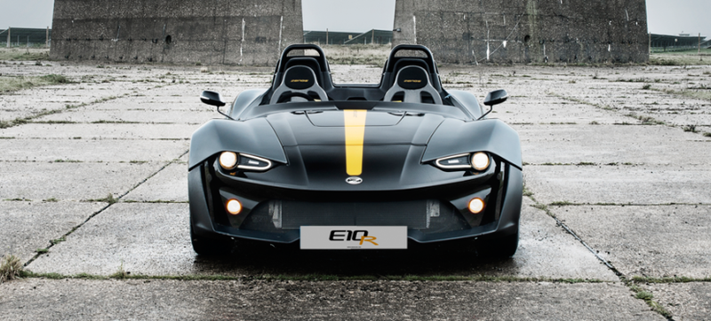 Illustration for article titled The Wicked Fun Zenos Roadster That Starred In The Grand Tour Is Now Bankrupt