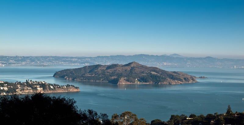 Illustration for article titled Se busca pareja para vivir en esta isla en medio de la Bahía de San Francisco por 130.000 dólares al año
