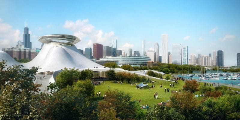 Illustration for article titled George Lucas Is Taking His Museum Away from Chicago