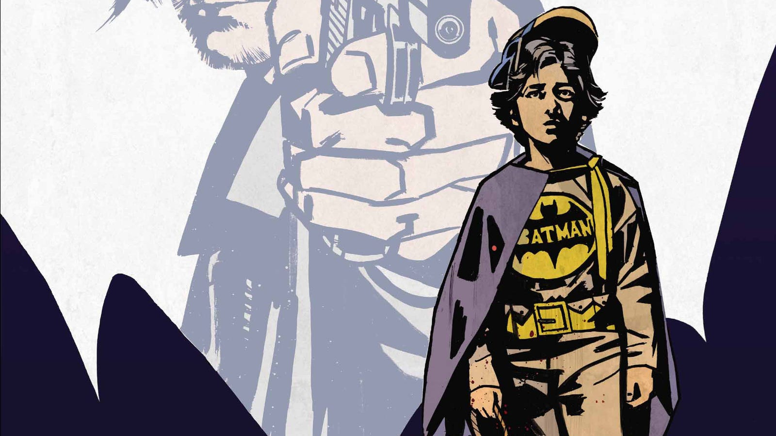 This Creature Of The Night #1 exclusive deepens Batman's childhood trauma