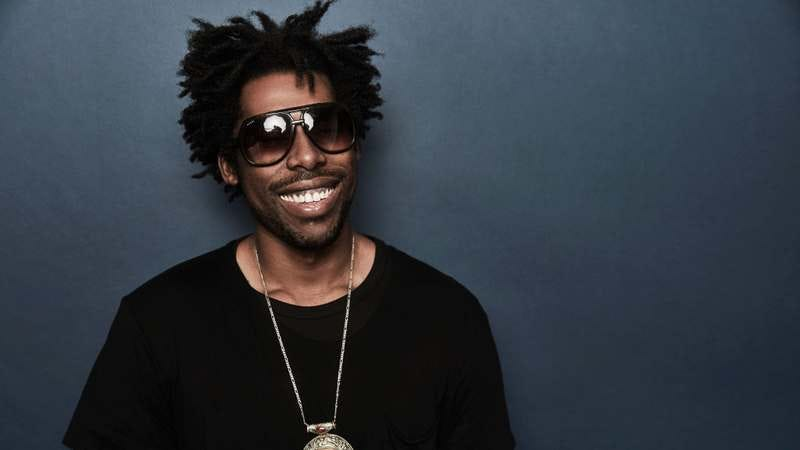 Flying Lotus (Photo: Maarten De Boer/Getty Images)