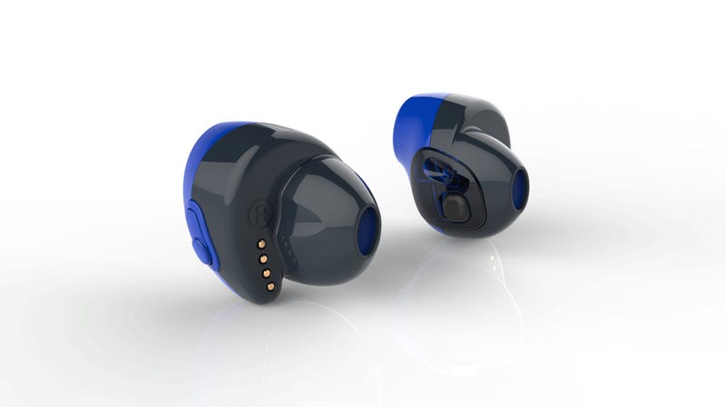 A render of what your next earbuds could look like. Image: Qualcomm