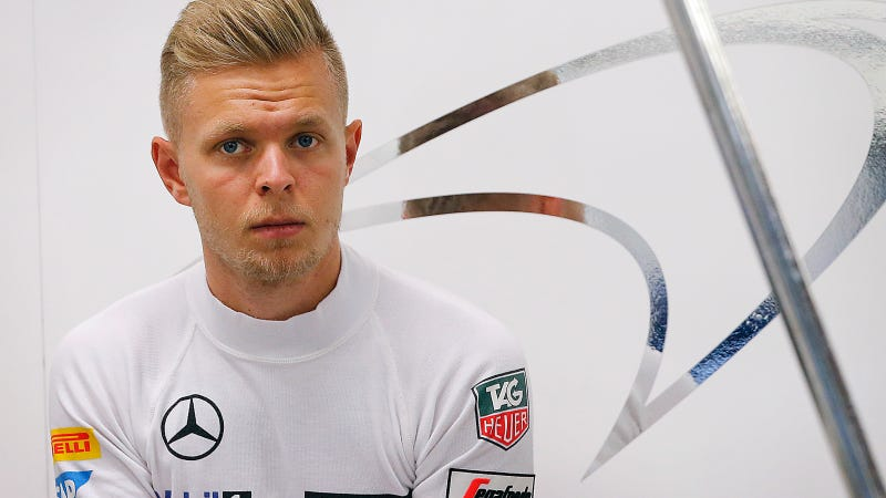 Illustration for article titled Kevin Magnussen Won't Be Driving In Formula One Free Practice This Year