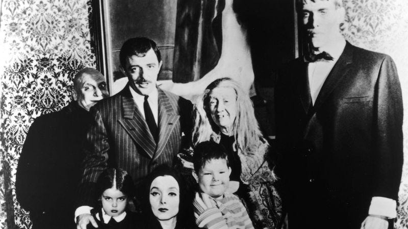 Illustration for article titled The Addams Family never forgets—except when they do
