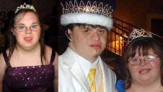 Illustration for article titled Students Crown Special-Needs Classmates As Prom Queens & Kings