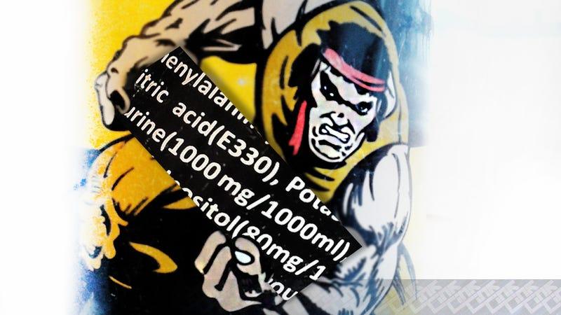 Illustration for article titled Egyből letepert és magáévá tett az 1000 milligrammos afrikai Rambo