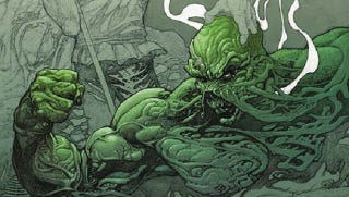 Illustration for article titled Meet the new writer of Swamp Thing: 27/Strange Attractors creator Charles Soule!