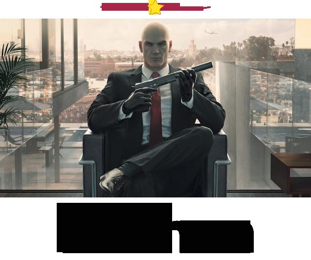 بازی اکشن Hitman برای کنسول Xbox One