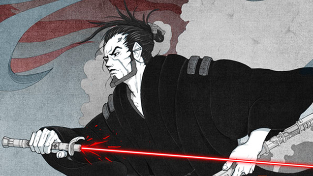 Star Wars: Visions  Spinoff Novel Is About a Wandering Sith Warrior