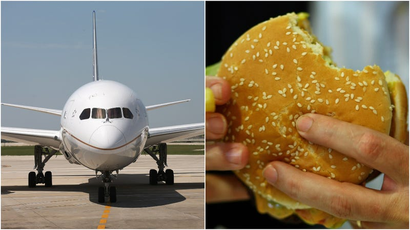 Illustration for article titled Romanians are trading airline tickets for the chance to eat a Whopper