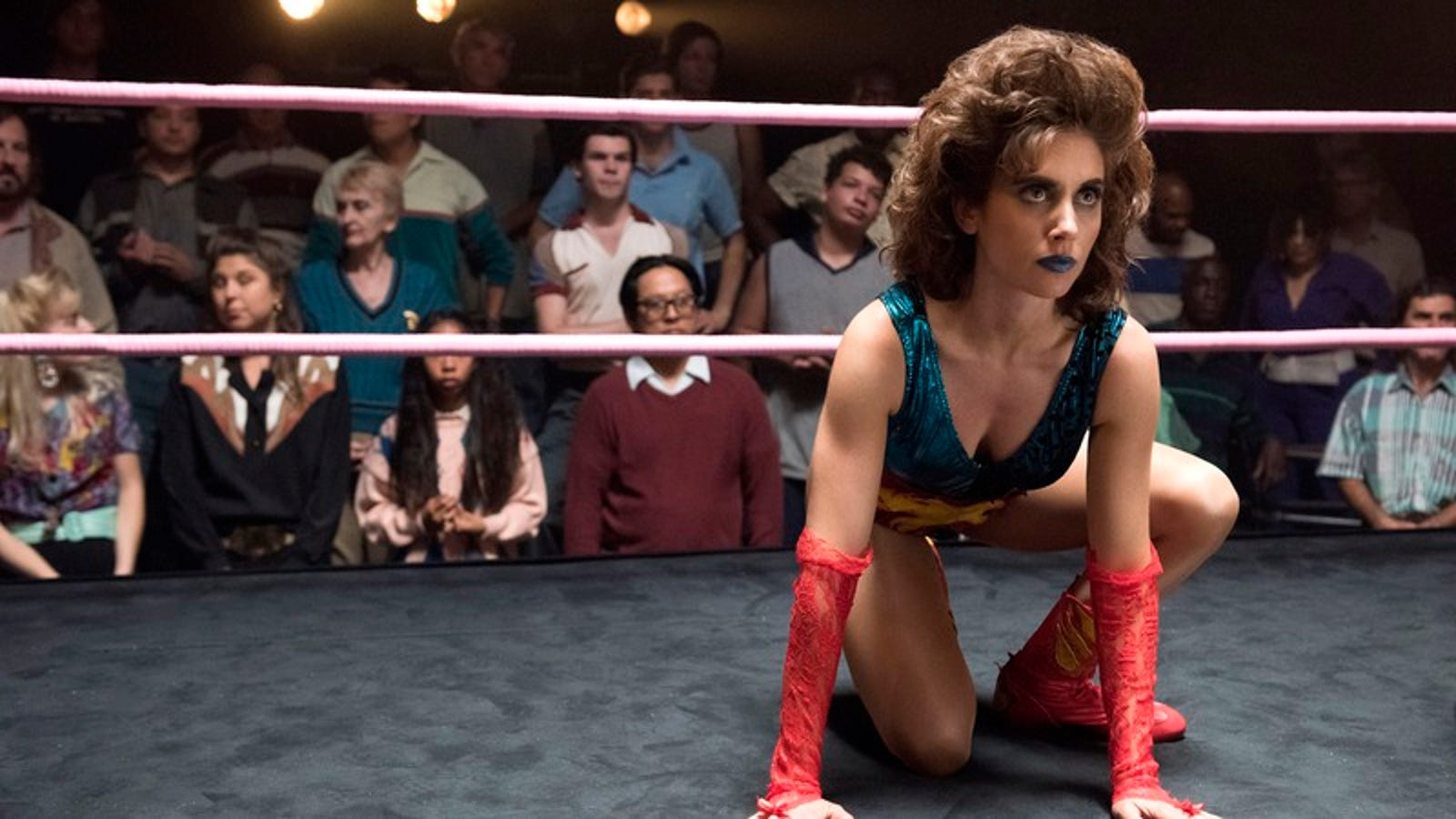 """Welcome to the """"unconventional"""" (and spandex-clad) world of GLOW"""