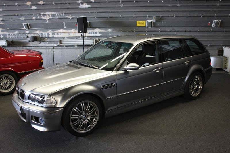 Illustration for article titled Genuine BMW M3 Touring, not made by BMW in production as US market said it wouldnt sell