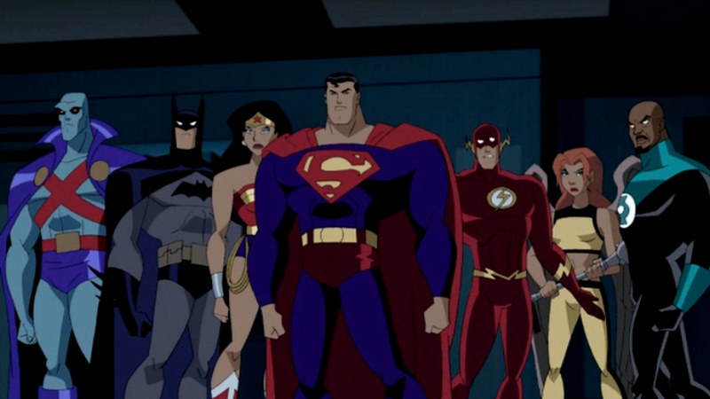 Illustration for article titled Why Justice League Unlimited Was, and Still Is, the Best Superhero TV Show
