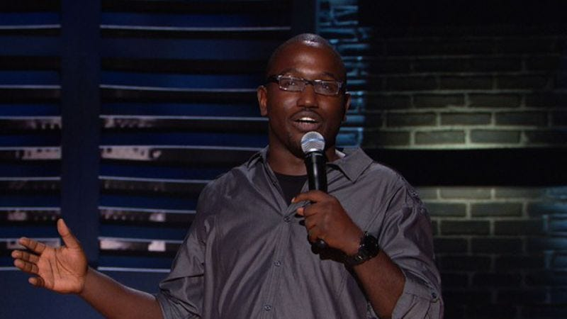 Illustration for article titled Get ready for a whole lot more Hannibal Buress on Comedy Central
