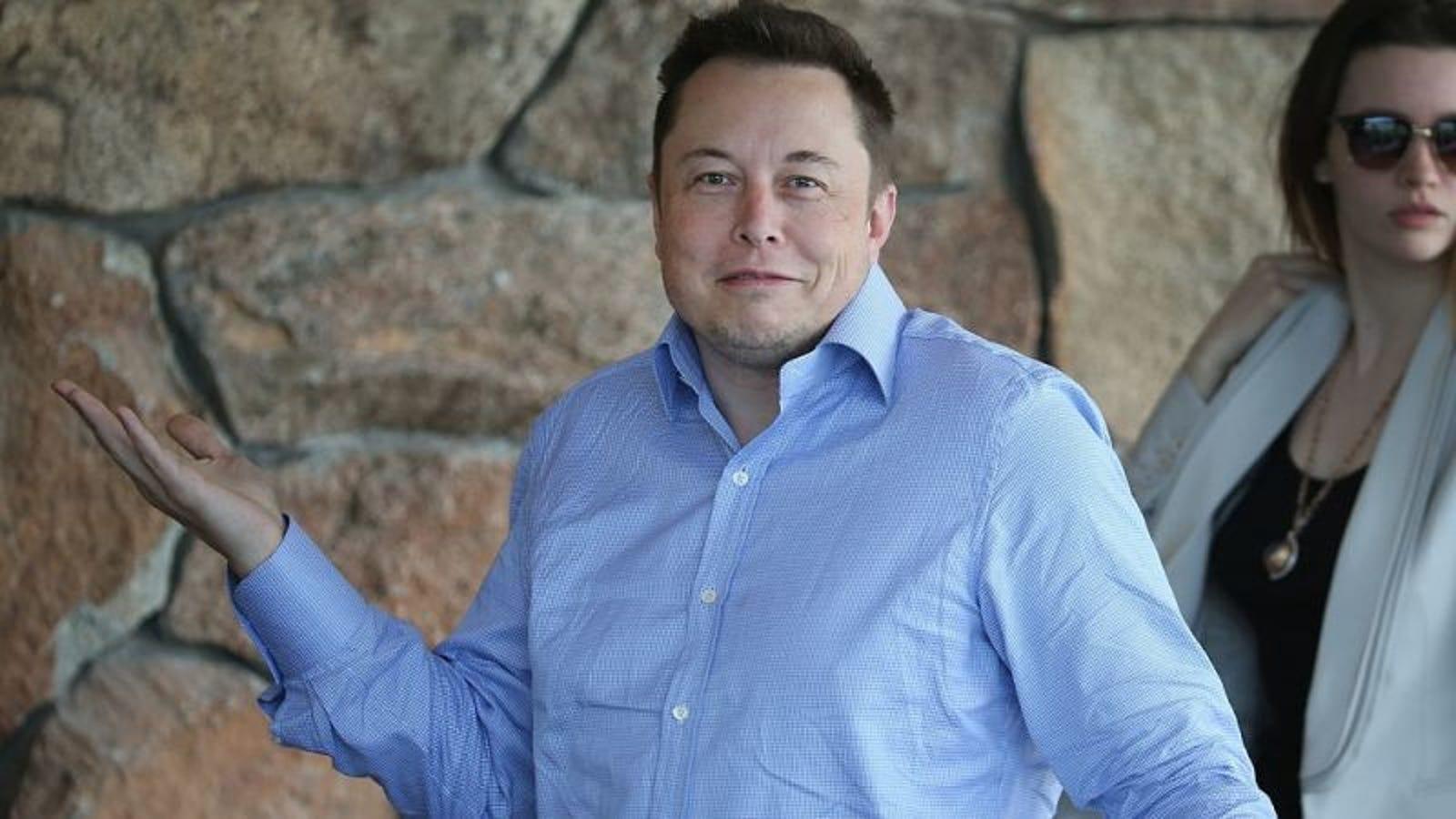 Elon Musk Has No Idea Why Wall Street Values Tesla So High