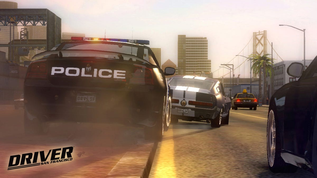 Driver San Francisco is the Best Game No One is Talking About