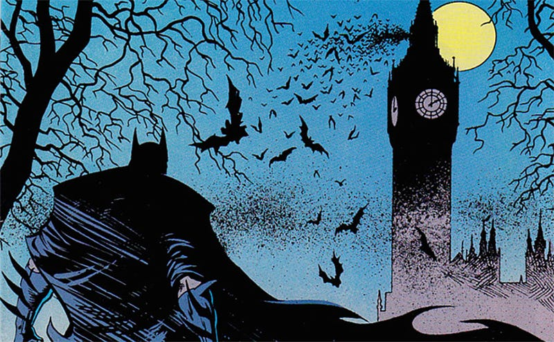 Illustration for article titled Norm Breyfogle, The Indelible Batman Artist, Deserves Your Support