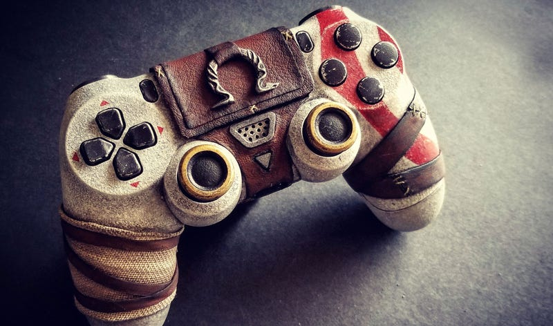 Ps3 controller that looks like xbox