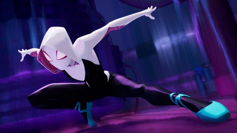 Spider-Gwen is my favorite.
