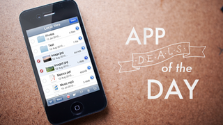 Daily App Deals: Get USB Disk for iOS for Free in Today's