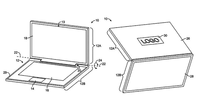 Illustration for article titled Apple's Touch-Friendly, Solar-Powered Laptop Would Be Insane