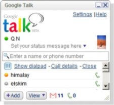 Illustration for article titled Rumor: Google Testing Outbound Calling from Google Talk?