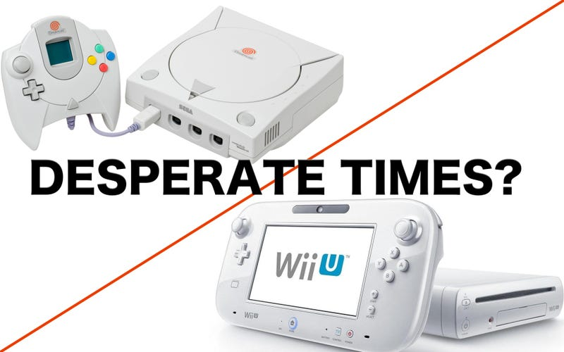 Illustration for article titled Is Nintendo Getting Desperate?