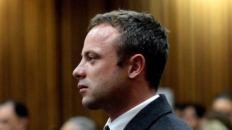 Illustration for article titled Oscar Pistorius to Be Released From Prison After Serving Ten Whole Months