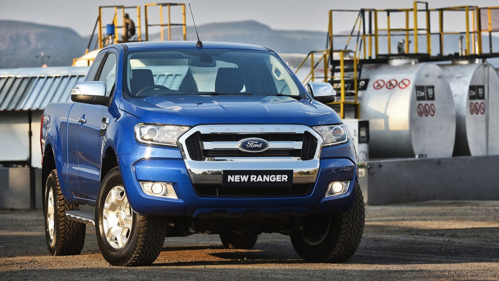 America S 2019 Ford Ranger Won T Look Like The New One You Ve Seen