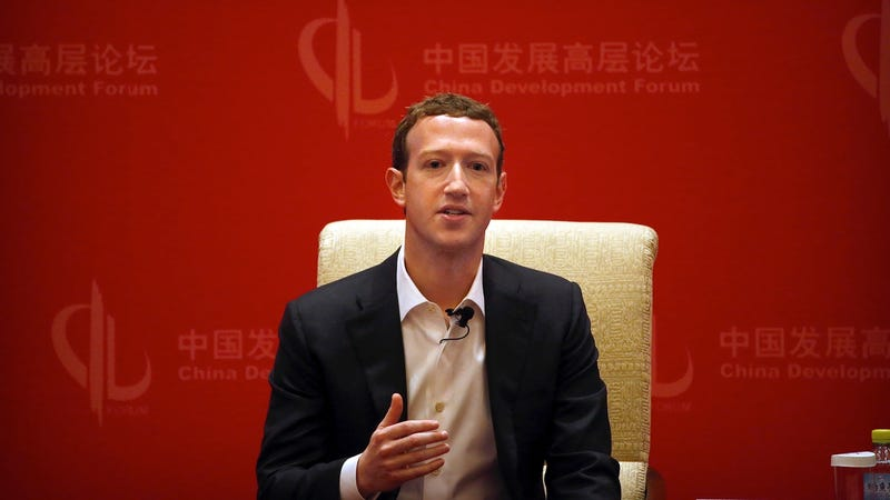 Illustration for article titled Facebook Admits Mark Zuckerberg and Top Execs Have Deleted Their Sent Messages Remotely