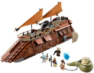Illustration for article titled Deals: 30% off select Lego sets at YoYo.com