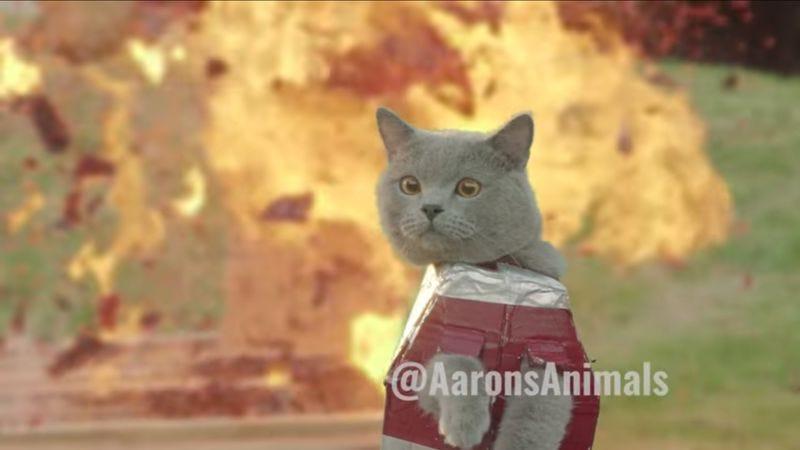 Screenshot: Iron Cat 2