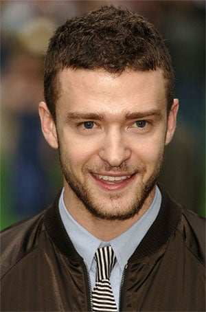 Illustration for article titled Does Justin Timberlake Suddenly Look Like A Gremlin Or What?