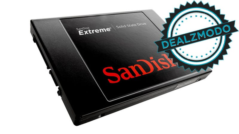 Illustration for article titled This Cheap and Fast SSD Is Your Deal of the Day