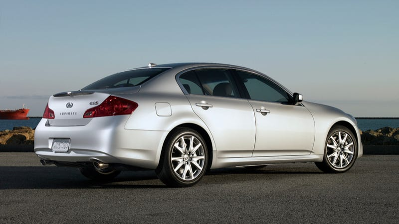 You Should Buy An Infiniti G37 Instead Of A Q50