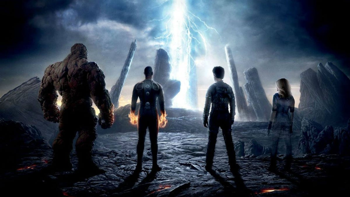 The Most Important Scenes from Fantastic Four (As I Remember Them)