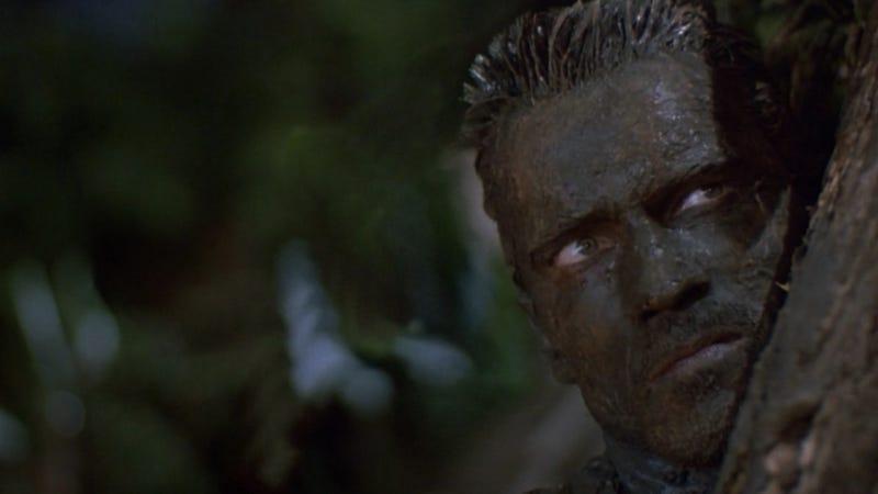 Screen grab from Predator